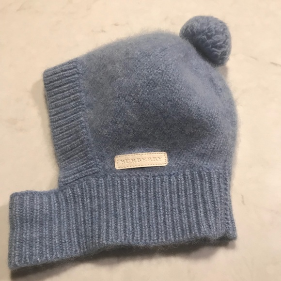 18e64bba691 Burberry Baby cashmere hat
